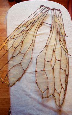 LARP costumeWater fairy wings - LARP costume