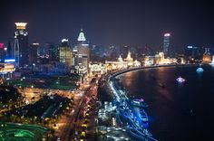 In pictures: The changing face of Shanghai