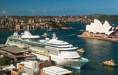 #Cruising is really taking off in #Australia. #Sydney #SydneyOperaHouse