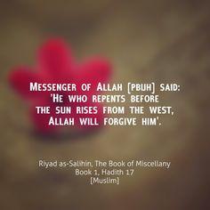 Riyad as-Salihin, The Book of Miscellany
