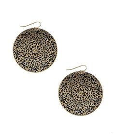 BKE Textured Earring at Buckle.com