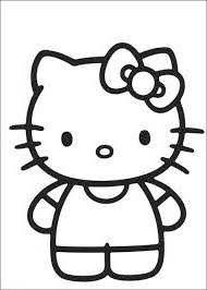 Kolay Cizimler Ile Ilgili Gorsel Sonucu Hello Kitty Boyama