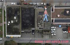 Where On Earth Is Waldo?