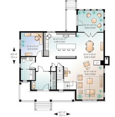 Stone and Wood Charmer - 21890DR | 2nd Floor Master Suite, CAD Available, Canadian, Country, Den-Office-Library-Study, Metric, PDF, Photo Gallery, Traditional | Architectural Designs