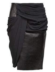 Alexander Wang Skirt Trap Drape from MRS H | HANDPICKED DESIGNER FASHION, SKIN CARE & PERFUME