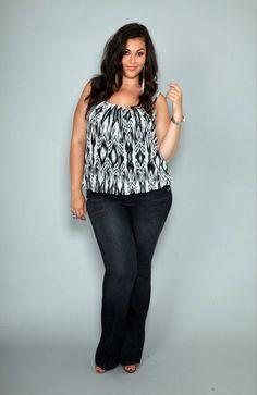lasmujeresrealestienencurvas:    #LasMujeresRealesTienenCurvas:  killerkurves:    Jenn's Jeans.