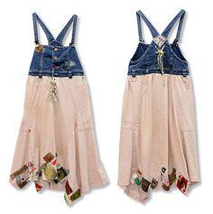 La Foret Harajyuku Remake Skirt