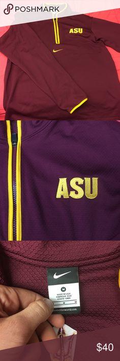 Nike ASU Sun Devil Half Zip Nike ASU Sun Devil Half Zip Nike Jackets & Coats Performance Jackets