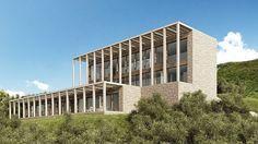 Top Projects by David-Chipperfield: Villa Eden  #architecture #top #davidchipperfield