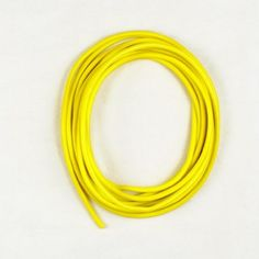 6-Foot Shielded Guitar Circuit Wire Single conductor -YELLOW (C08) by mLaval. $1.99. Shielded Guitar Circuit Wire Single conductor, Sold in 6-foot (1.83 meter) Lenghts, 26 AWG; Reduce unwanted electrical noise by using shielded wire for your longer wiring runs (for example, the connection between the controls and the output jack) Covered with polyethylene insulation, which is surrounded by an outer conductive shield, which is connected to ground. The Yellow outer jacket materi...