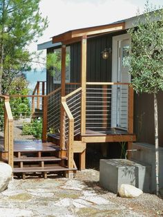 A Modern Double Wide Remodel