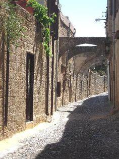 Marco Polo Mansion: las calles del casco antiguo