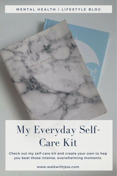 ((This may contain afflicted links. Find them here)) Sometimes when I'm out and about everything feels a little bit intense. I can't concentrate and I feel like I can't breath. Overwhelmed and starting to get upset, I always reach for My Everyday Self Care Kit. Do you ever feel like this? Your whole body screaming …