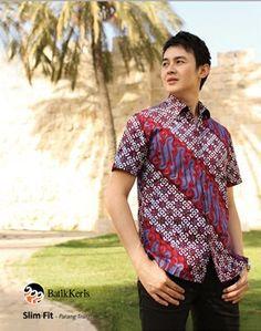 Indonesia Batik. #men #style