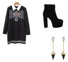 """""""OOTD"""" by lanakhl on Polyvore featuring Brixton"""