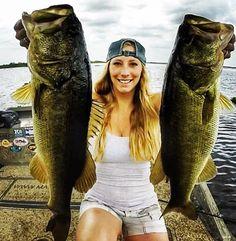 Angler Kaitlin Woodw