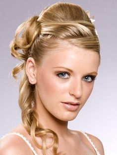 #hairstyle #updo. http://wedding-hair.org/