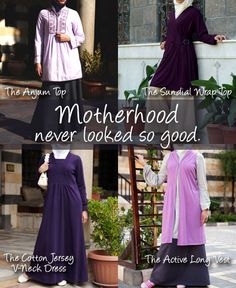 Image detail for -Islamic maternity clothing | The SHUKR Islamic Clothing Blog