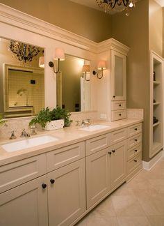 Avorio Di Segesta Marble  Bathroom Application