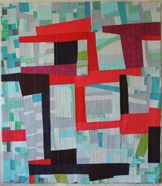 Art quilt - Heather Pregger