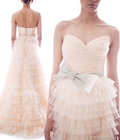 Maria Lucia Hohan Fall/Winter 2010 Wedding Gowns | Wedding Inspirasi
