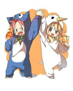 Natsu and Lucy                                                                                                                                                                                 More