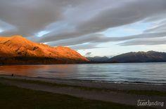 wanaka, el precioso otoño de wanaka en nuestra ruta por Nueva Zelanda