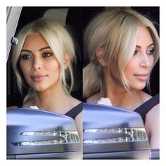 # Kimberly Kardashian West @teamkimye Out in Beverly Hi...Instagram photo | Websta (Webstagram)
