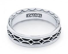 Tacori Men's Wedding Band
