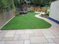 Small Backyard Gardens, Back Gardens, Small Gardens, Outdoor Gardens, Back Garden Design, Backyard Garden Design, Backyard Landscaping, Child Friendly Garden, Apartment Patio Gardens