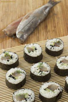 Sushi met maatje - Discover !