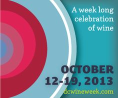 Yippee!  DC Wine week and ...  Furlough Federal Workers can have some fun sipping vino (if they haven't already)!  Most events are about $20 and a couple of free ones.