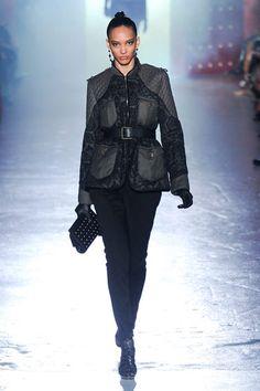 New York Fashion Week Fall 2012 Trend Report - Runway Fall Fashion Trends 2012 - Harper's BAZAAR