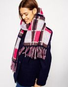Oversized Fall Scarves