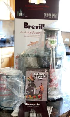 fat sick u0026 nearly dead trailer my new breville juicer plus mean green juice recipe