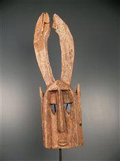 Dogon mask Walu - African Art