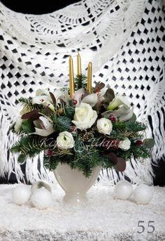 Купить композицию из орхидей