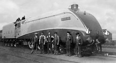 2509 'Silver Link' fresh out of the Doncaster paint shop in 1935 (J. Diesel, Union Of South Africa, Flying Scotsman, Steam Railway, States In America, British Rail, Nostalgia, Steam Engine, Steam Locomotive