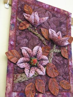 Quilting Blog - Cactus Needle Quilts, Fabric and More: Thom Atkins Quilt Artist