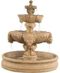 lion fountain - Google Search