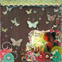 Joc's Gallery: Butterfly Dreaming ~My Creative Scrapbook~