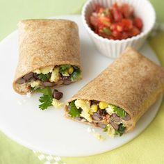 Super Breakfast BurritosSuper Breakfast Burritos