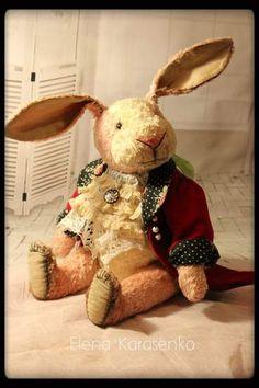 Rabbit Boniface By Elena Karasenko - Bear Pile