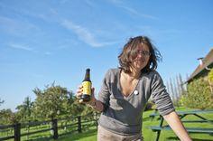 """""""Apelsaft, Cidre oder ein Calvados?"""" Bei Agathe Letellier ist alles bio   BLEU, BLANC, ROUGE"""