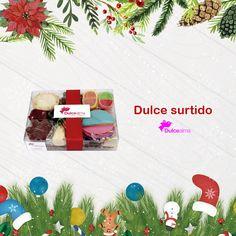 Endulza la vida de tus seres queridos con un paquete #DulceAlma. #México #Navidad