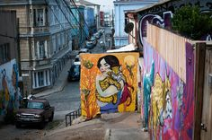 Valparaiso, Chile #valparaiso #chile