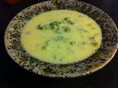 Otra recita de sopa de brocoli con queso... Cual sera mejor?