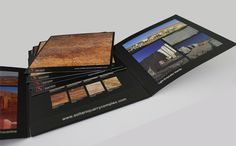 Brochure Design for Soltani Quarry Complex