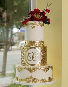 #Indian #Wedding #Cakes #WeddingCakes by bizz