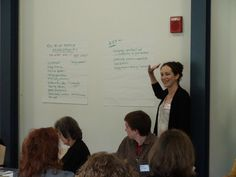 Helping Develop a Visitor-Centered Museum - Beth Maloney redefines visitor engagement.